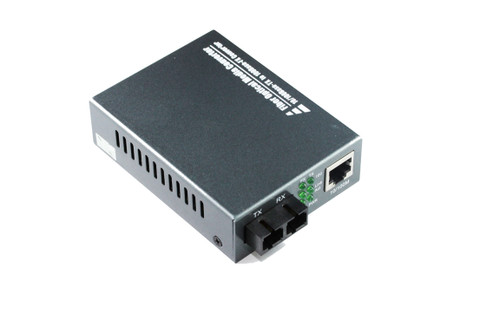 10/100M SC Singlemode Media Converter