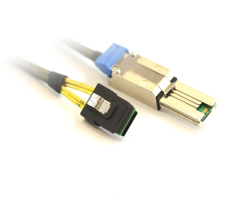 1M SFF-8087 To SFF-8088 Cable
