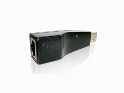 USB 2.0 TO 10/100 Ethernet Adaptor