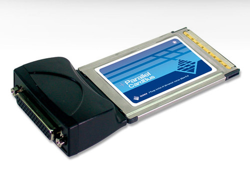 PCMCIA 2 Port Parallel Adaptor