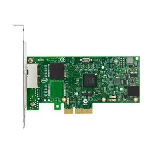 Intel Dual Port Gigabit Server Adapter, I350-T2, PCIe v2.0, Rj-45 Copper, Low Profile&Full Height, VMDq, BLK