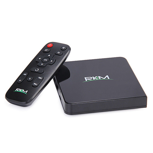 RKM MK68 8-core 4K Android MiniPC with 2G / 16G 5.1,BT,GLAN,Wifi