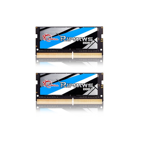 16Gb G.Skill DDR4-2400 Dual Channel Ripjaws SODIMM [F4-2400C16D-16GRS]