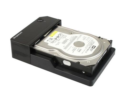 Simplecom SD323 USB 3.0 Horizontal SATA Hard Drive Docking Station