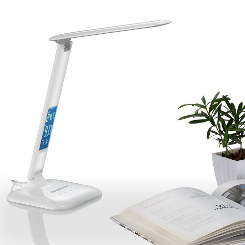 Simplecom EL808 Dimmable Touch Control LED Desk Lamp