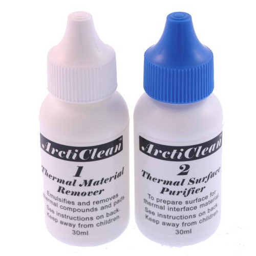 ArctiClean Thermal Compound Remover 60ml Kit