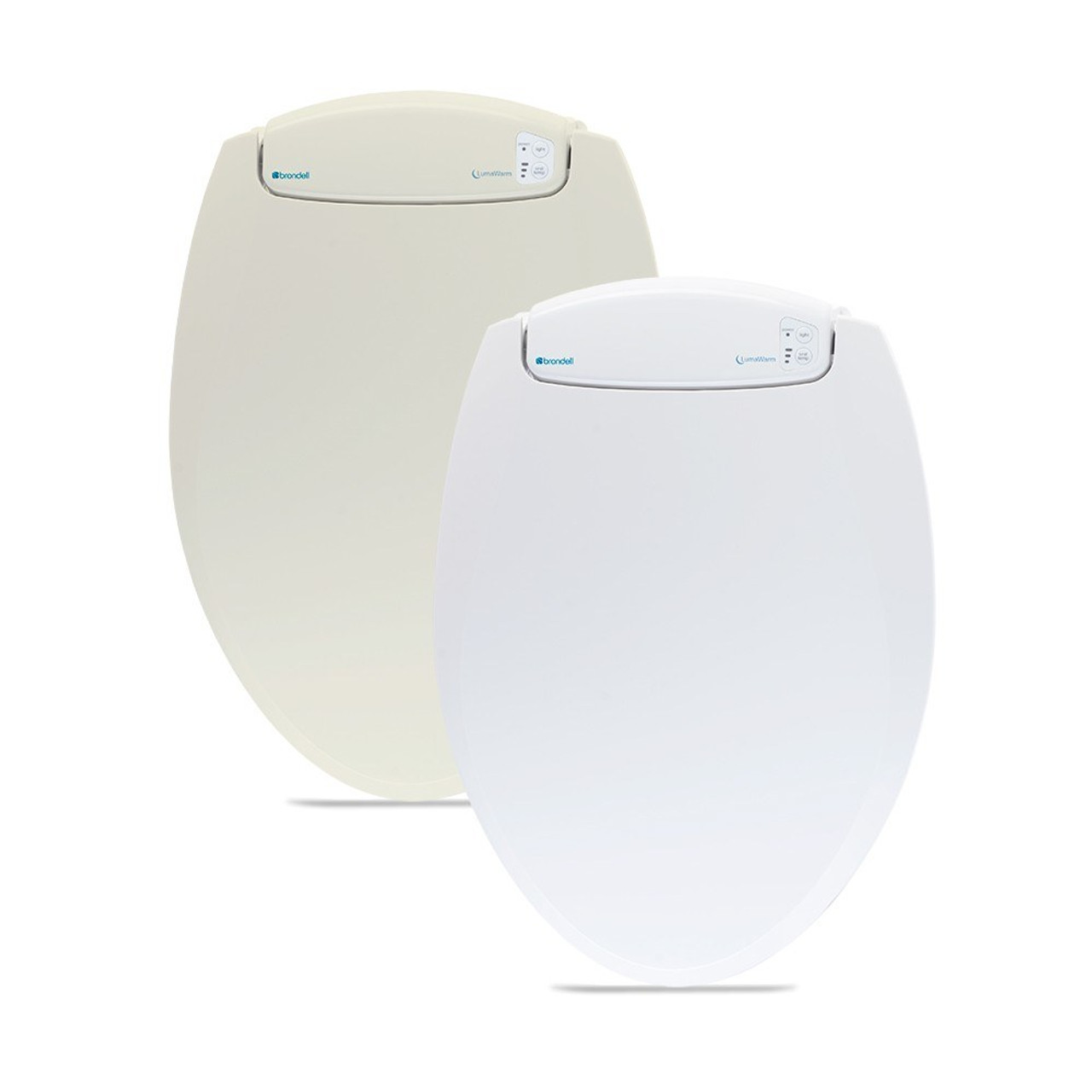 LumaWarm Heated Nightlight Toilet Seat - Many Bidets