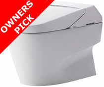 TOTO Neorest 700H Dual Flush Toilet and Washlet