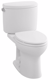 TOTO Drake II Elongated Two Piece Toilet