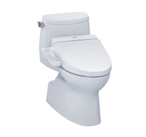 Carlyle II 1G Washlet+ C100 Universal Height One-Piece Toilet - 1.0 GPF