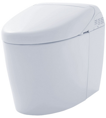 TOTO Neorest RH Dual Flush Toilet and Washlet