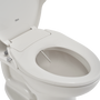 American Standard AquaWash SpaLet Bidet Seat with Telescoping Lid (Non-Electric)