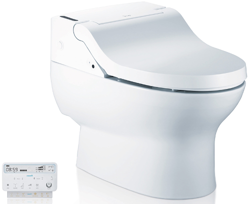 Integrated Toilet And Bidet Seat Comparison Toto Neorest