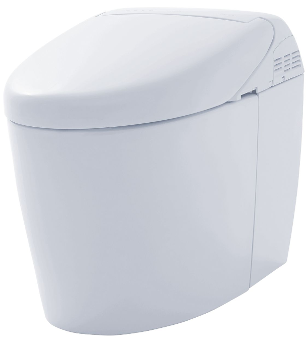 Integrated Toilet and Bidet Seat Comparison: TOTO Neorest RH VS TOTO