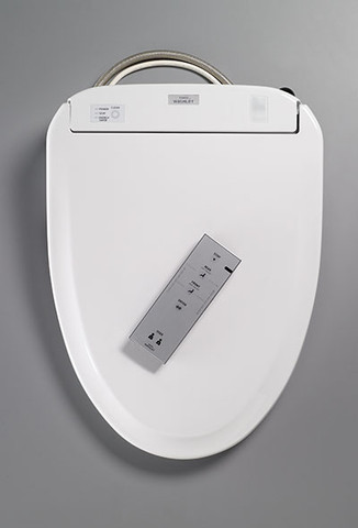 Toto S350e Advanced Washlet With Auto Open Lid And Seat