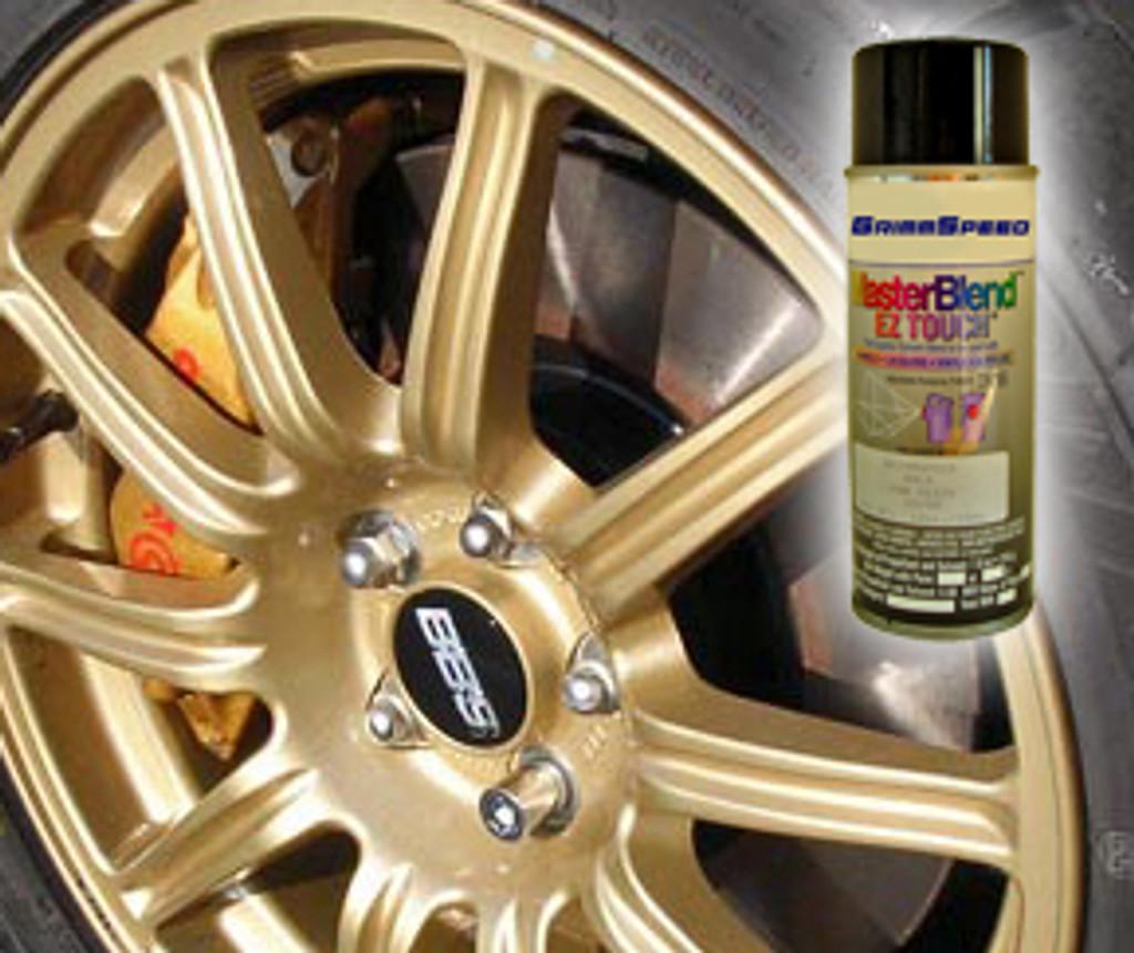 Grimmspeed Gold Wheel Paint Grimmspeed