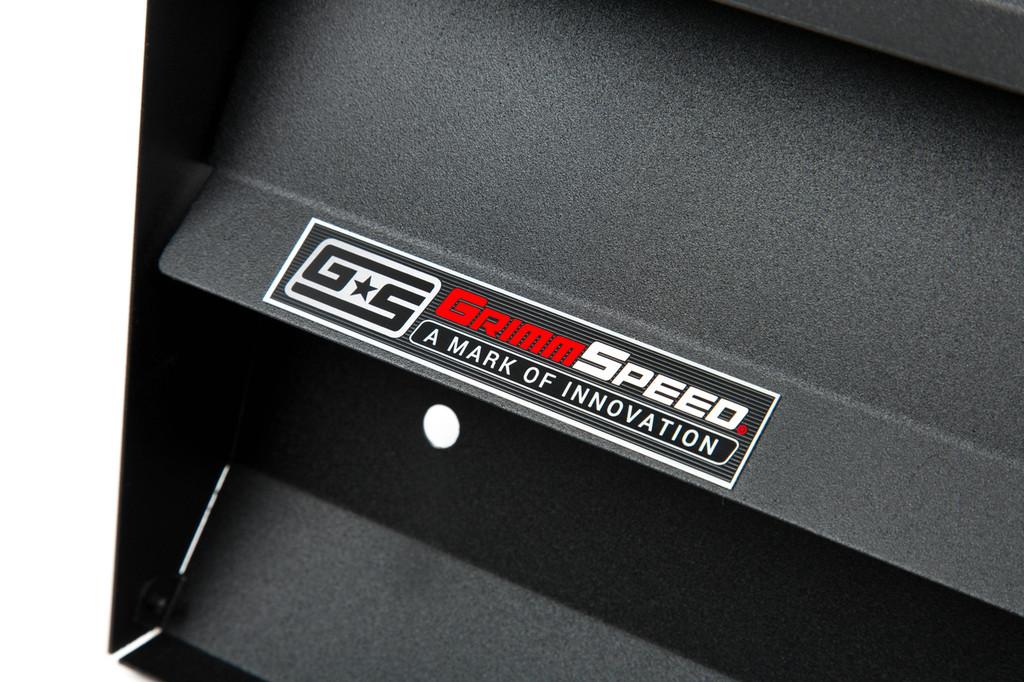 Top Mount Intercooler Splitter  - 2008 - 2014 Subaru STI