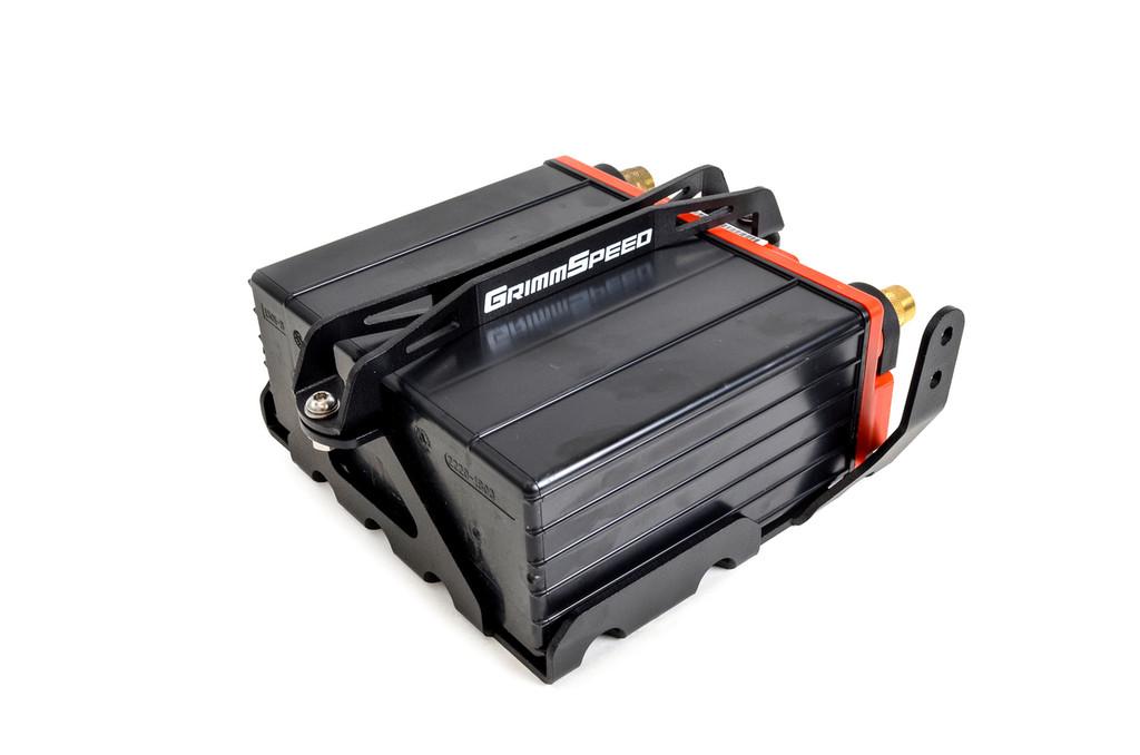 Subaru Lightweight Battery Mount Kit - Back