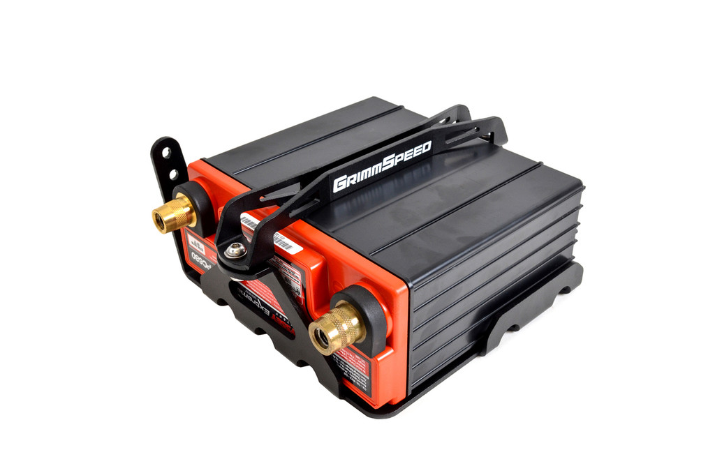 Subaru Lightweight Battery Mount Kit - Side