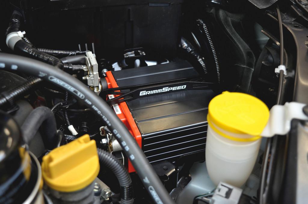 Lightweight Battery Mount Kit - Subaru 08-18 WRX/STI