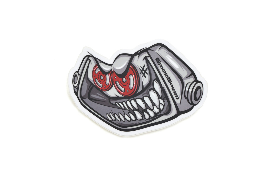 Mad Intercooler Sticker
