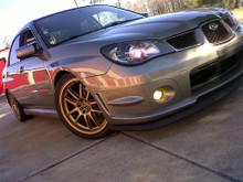 GrimmSpeed Gold Wheel Paint