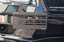 License Plate Relocation Kit - 15-17 Subaru WRX/STI, 12-16 Impreza/Crosstrek