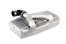 Revision Intercooler assemble with Y-Pipe Kit. (Y-Pipe kit not included in intercooler kit)