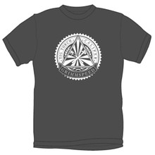 Torch and Caliper Society T-Shirt - Gray