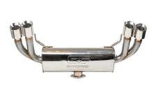 Catback Exhaust System - Un-Resonated - 11-14 WRX , 08-14 STI Hatchback
