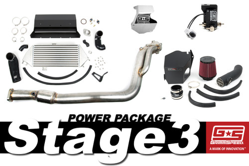 Stage 3 Power Package - 08-14 Subaru WRX