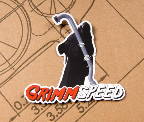 GrimmReaper Sticker - 5 inch