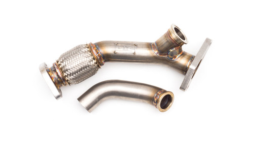 GrimmSpeed Subaru EWG Up Pipe w/ Dump tube