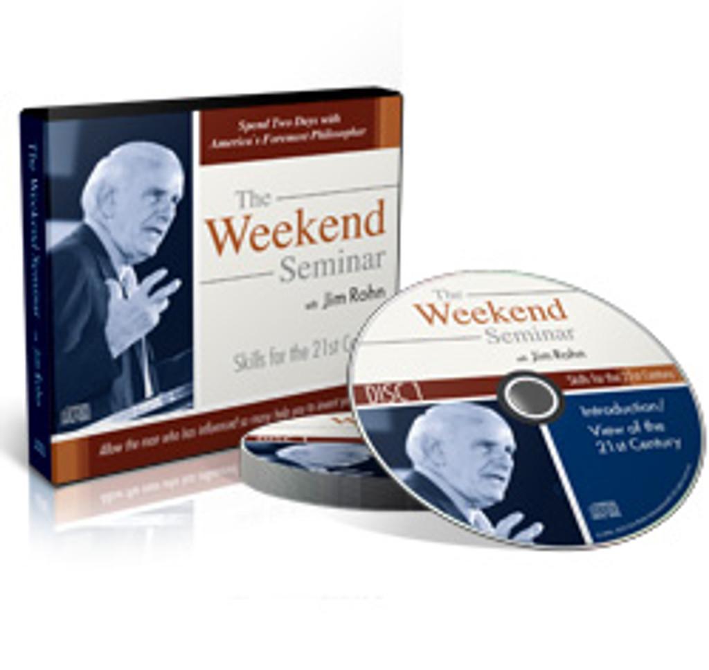 The Weekend Seminar by Jim Rohn