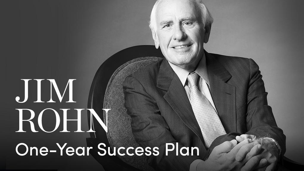 The New Jim Rohn One-Year Success Plan