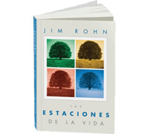 The Seasons of Life Spanish-language edition paperback by Jim Rohn