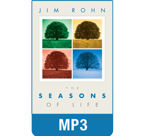 The Seasons of Life MP3 Audiobook by Jim Rohn