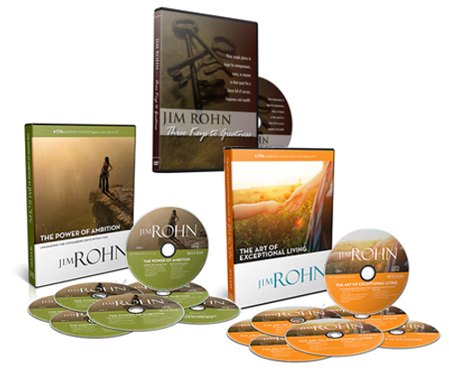 Jim Rohn 2018 Summer Success Package 2