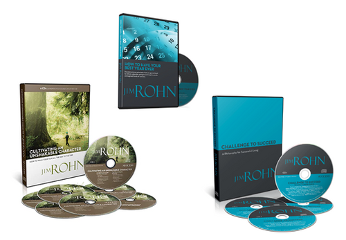 Jim Rohn 2018 Summer Success Package 3