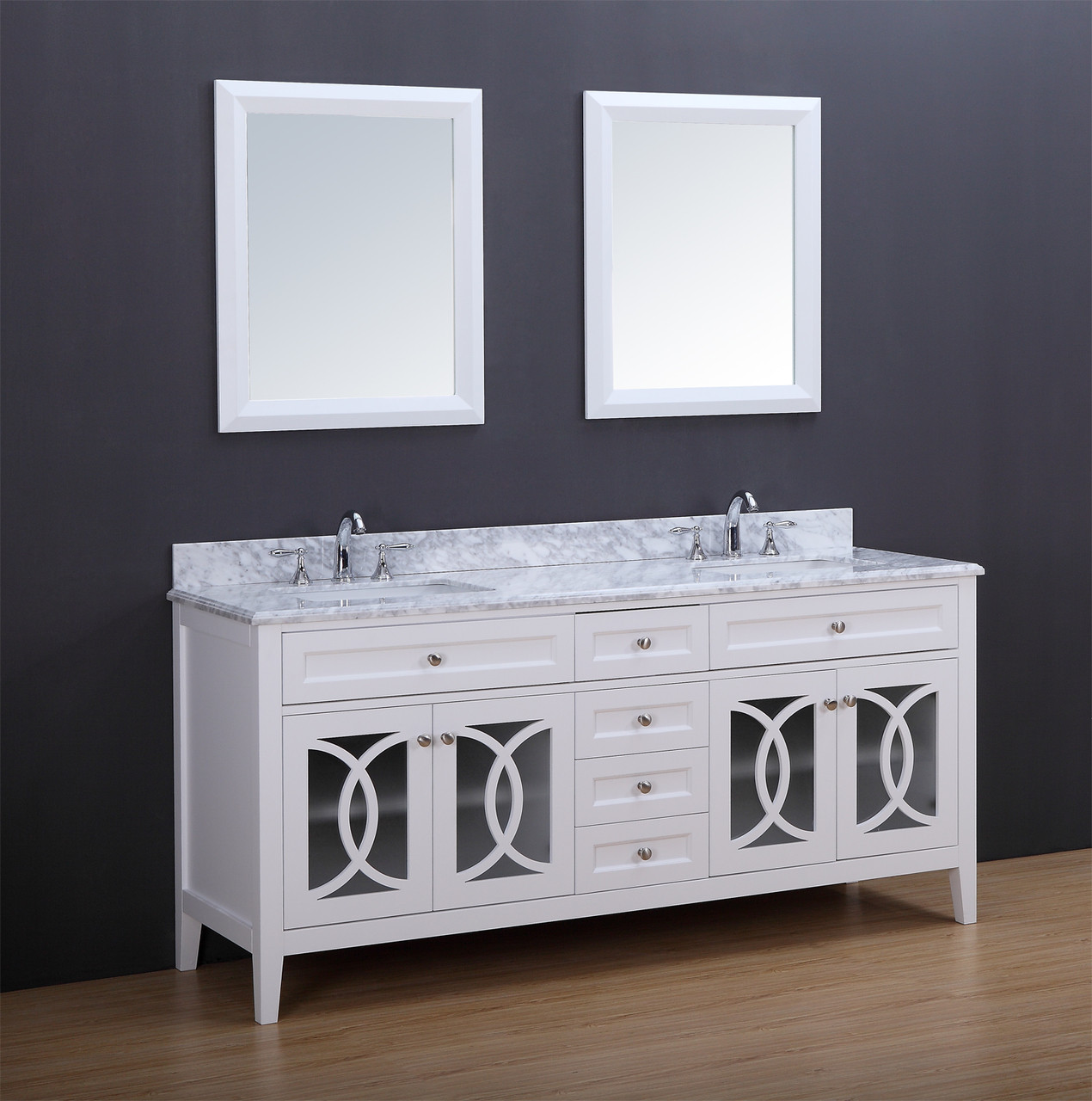 60 double sink bathroom vanity. Casa 60  Double Sink Bathroom Vanity York Taps