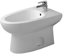 Duravit Metro Bidet Single Hole D00002-D00003