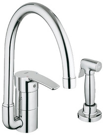 Grohe Eurostyle Single-lever main kitchen faucet