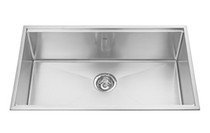 Kindred Stainless Steel Undermount Kitchen Sink