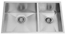 Castle Bay Legendary 60/40 Undermount Sink