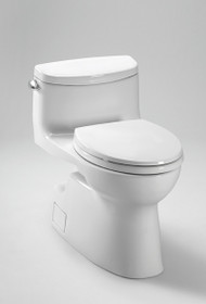 Toto Carolina II One-Piece High-Efficiency Toilet, 1.28GPF