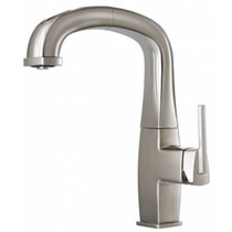 ELITO SURFER Single handle kitchen faucet  Pull-out dual spray PVD