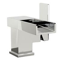 Rubi Kali Single-hole Washbasin faucet Chrome
