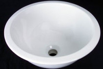Deca Over Mount Porcelain Sink Bowl 16.5 x 16.5