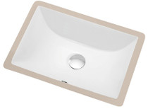 Akcent Under mount Bathroom Sink 18 x 12