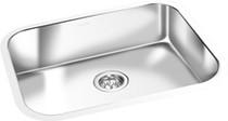 """Under Mount Kitchen Sink 18 Gauges 23 x 18"""""""